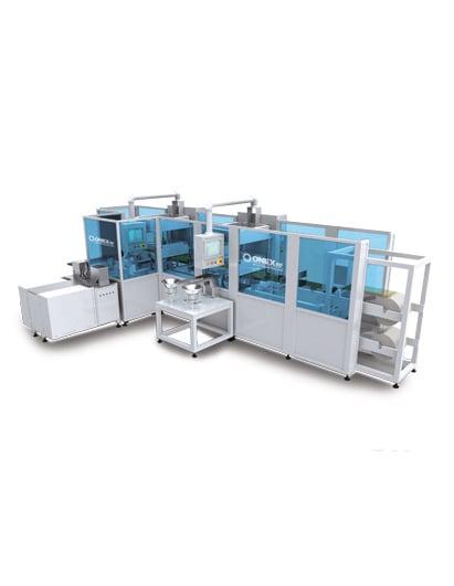 Automated RF Sealing HF Welding Machine