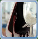 RF welding blood bag