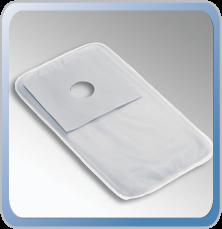 RF Sealed Ostomy Bag