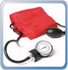 RF Sealed Blood Pressure Cuff