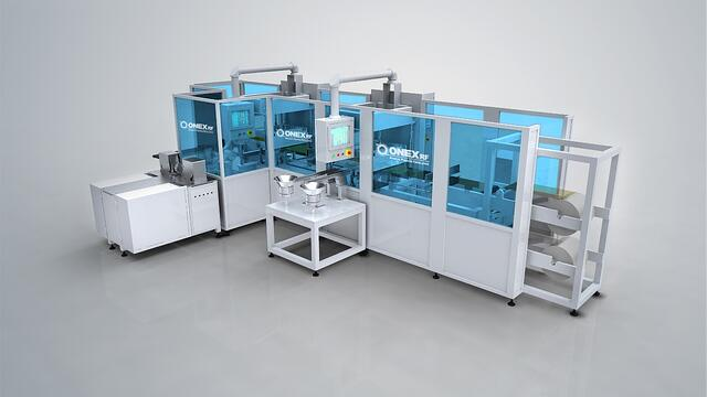 High frequency sealing