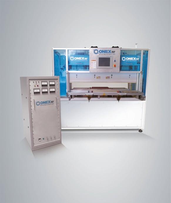 RF sealing machine