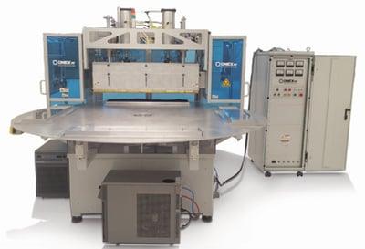 Rotary RF Welding Machine