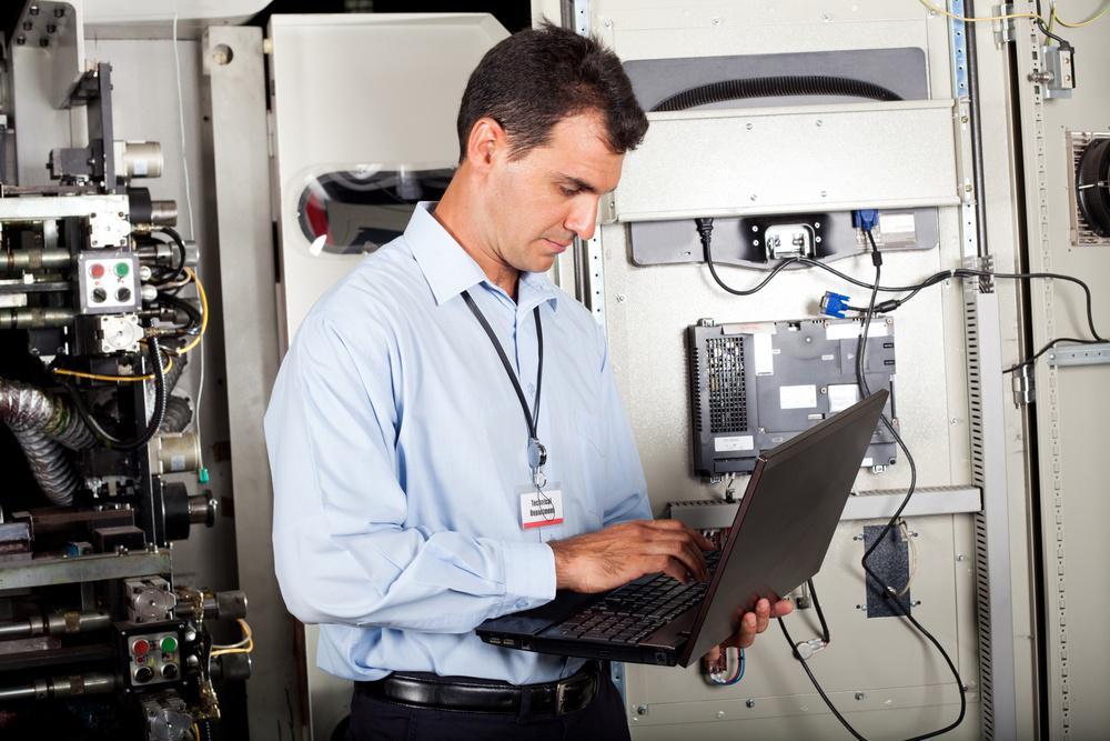 RF Welding System onsite service