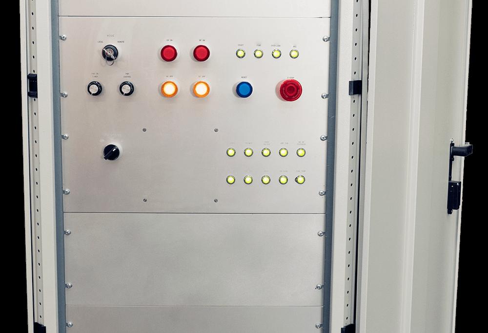 RF-Generator Control Panel