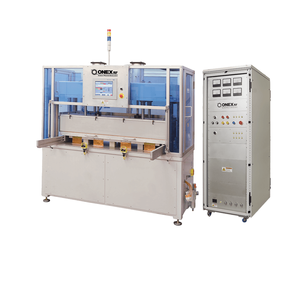 Large RF sealing machine RF-Shuttle-L1 PNG