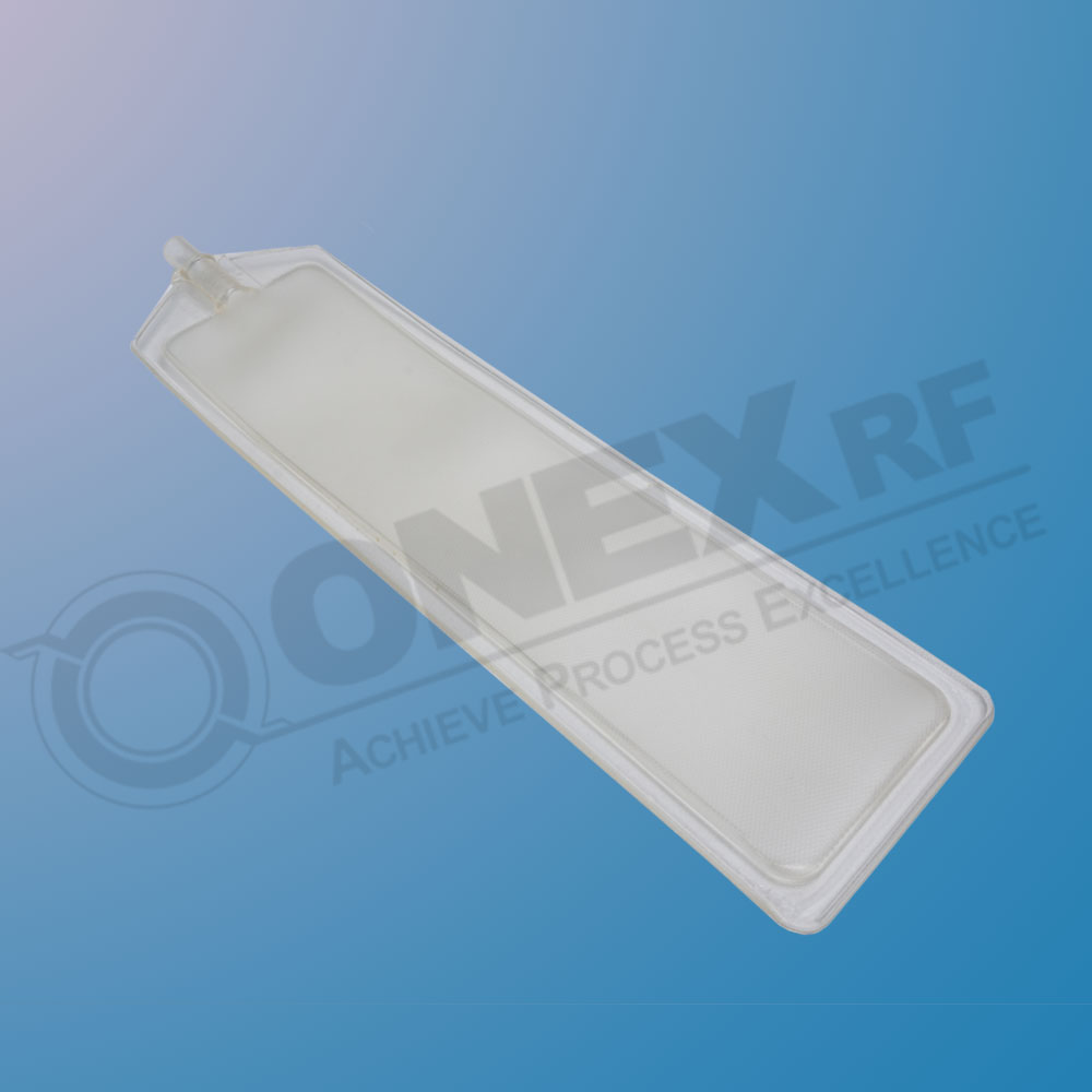 RF Sealed Sample Pouch