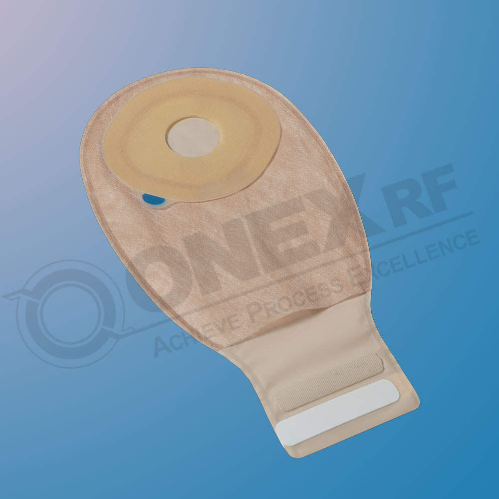 RF Heat Sealed Ostomy Bag