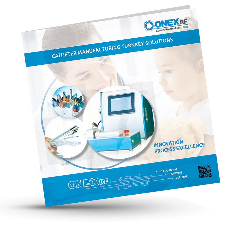 Catheter Tipper Brochure Cover Page